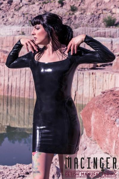 Latex Kleid 'Nocturia' - Macinger
