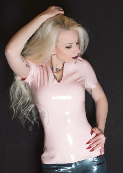 Latex Shirt 'Anoxis' - Macinger