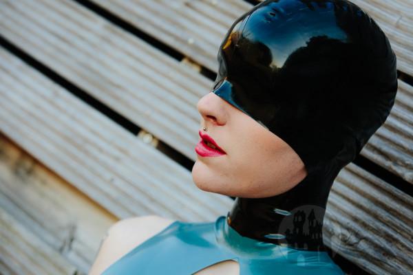 Latex Maske 'Dream' - Macinger