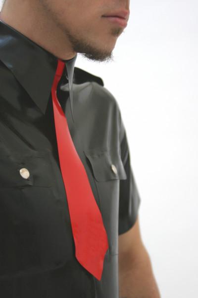 Latex Krawatte - Macinger