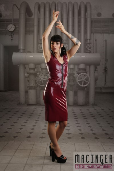 Latex Top 'Sundown' - Macinger