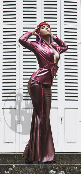Latex Kleid 'Infinite' - Macinger