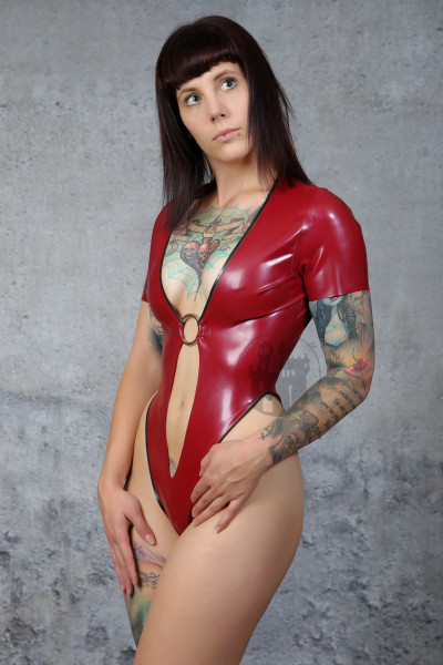 Latex Body 'Corde' - Macinger